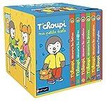 T'choupi - Ma petite école - Dès 2 ans de Thierry Courtin