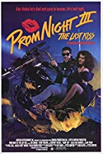 Prom Night 3 The Last Kiss POSTER Movie (27 x 40 Inches - 69cm x 102cm) (1990)