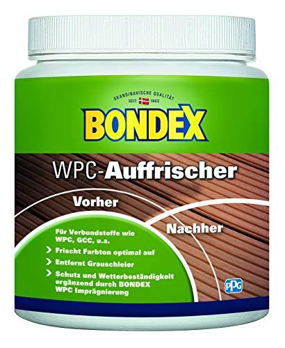 Bondex WPC Auffrischer Farblos 0,75l - 386749