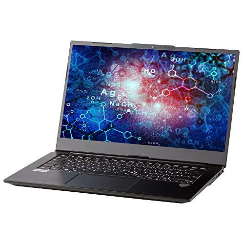 NEXOC Office Notebook (14.0 Zoll Full HD) mit i7-10510U (4.90GHz Turbo-Boost), 250GB SSD, 1TB SSD, 8GB DDR4 RAM, ohne Windows (B470I 20V1)
