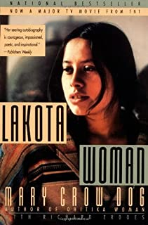 By Mary Crow Dog - Lakota Woman (2/26/91)