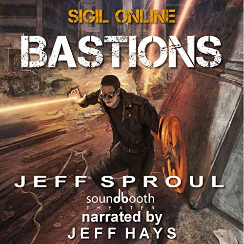 Sigil Online: Bastions cover art