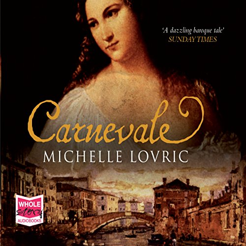 Carnevale audiobook cover art