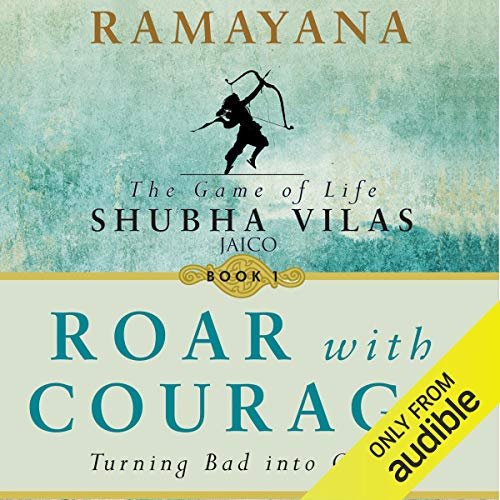 Roar with Courage cover art