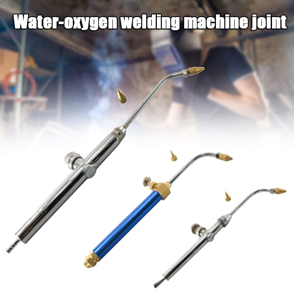 Mini Water Oxygen Torch Welding Machine Exquisite and Durable Hydrogen-oxygen Torch for Jewelry Processing Cable Repair Zoloyo Oxyhydrogen Gas Welding Torch