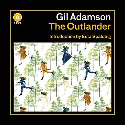 The Outlander cover art