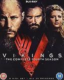 Vikings Season 4 [Edizione: Regno Unito] [Reino Unido] [Blu-ray]