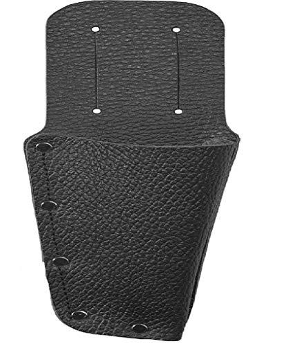 JOB Messer-Tasche Tasche für Koppel/Gürtel schwarz Leder NEU XXL