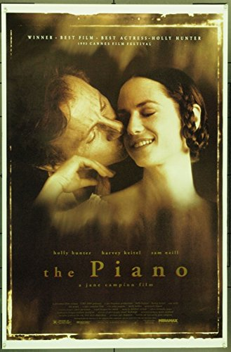 The Piano (1993) Original Movie Poster