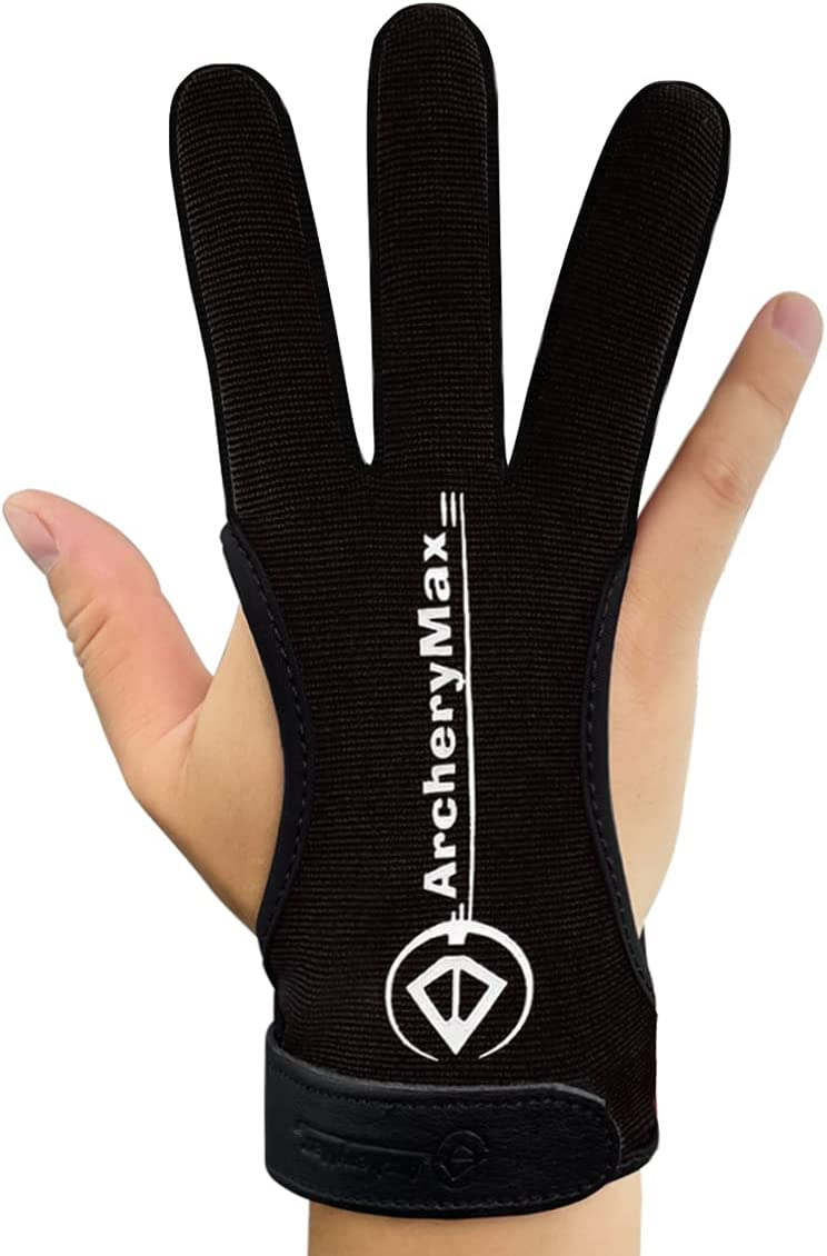 ArcheryMax Handmade Three Finger Protector Youth Begin OFFicial mail order for Adult NEW before selling