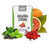 AdipoSlim Strong von SlimJoy - 30 vegane Diätkapseln für schnelles Abnehmen - Gewichtsverlust...