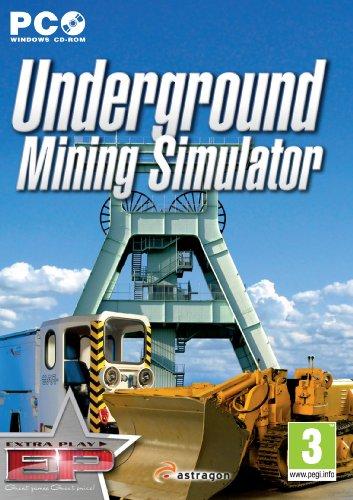 Extra Play - Underground Mining Simulator 2011 (PC CD) [Importación inglesa]