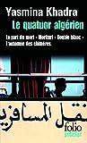 Le quatuor algérien - Les enquêtes du commissaire Llob