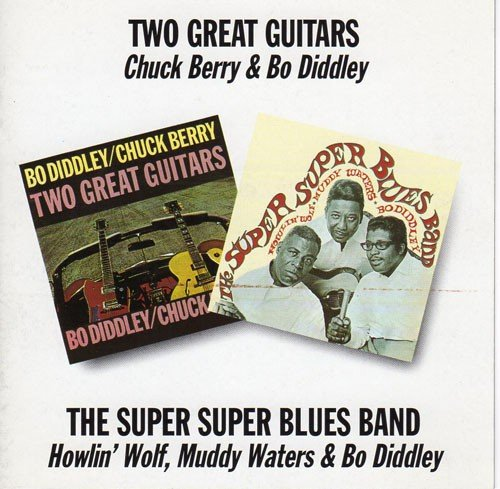 Two Great Guitars // The Super Super Blues Band
