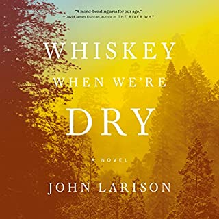 Whiskey When We're Dry audiobook cover art