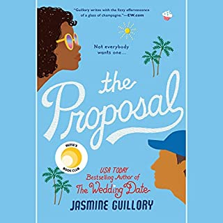 The Proposal                   Written by:                                                                                                                                 Jasmine Guillory                               Narrated by:                                                                                                                                 Janina Edwards                      Length: 8 hrs and 58 mins     34 ratings     Overall 3.5