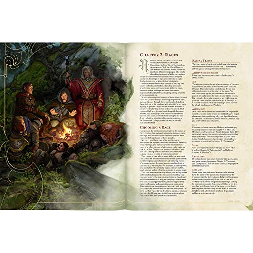 Dungeons & Dragons Core Rulebook: Player's Handbook