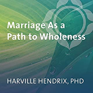 Marriage as a Path to Wholeness cover art