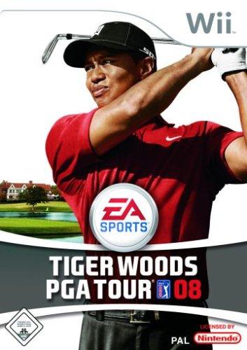 Electronic Arts Tiger Woods PGA Tour 08 Wii - Juego (DEU)