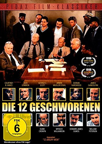 Doce hombres sin piedad: Veredicto final / 12 Angry Men ( 1997 ) ( Twelve Angry Men ) [ Origen...