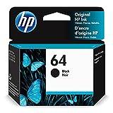 Original HP 64 Black Ink Cartridge | Works with HP ENVY...