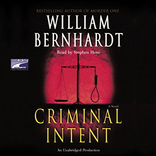 Criminal Intent cover art