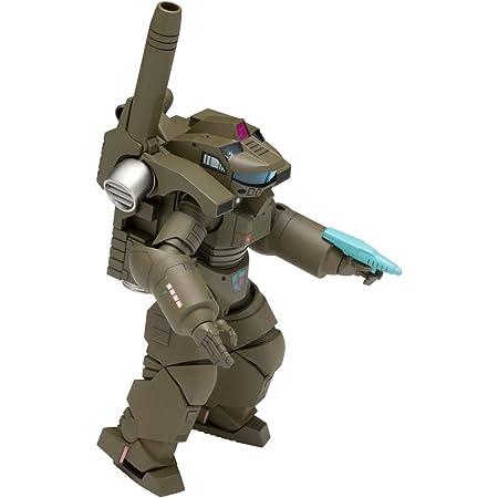 ウェーブ 機動歩兵 全高約10cm 1/20スケール プラモデル PS-011