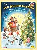 Pixi Adventskalender mit Weihnachtsbaum 2018: mit groem, aufstellbarem Weihnachtsbaum und 24 Mini-Pixi zum Vorlesen und Aufhngen