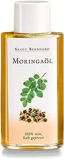 Sanct Bernhard Moringaöl, 100 % rein, kalt gepresst aus Moringa Oleifera 100 ml