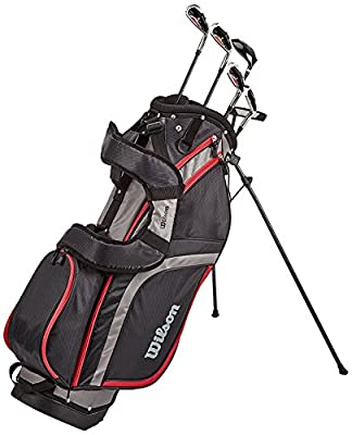 Wilson Anfänger-Halbsatz Golfschläger Standbag