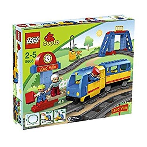 LEGO Duplo 5608 - Eisenbahn Starter Set