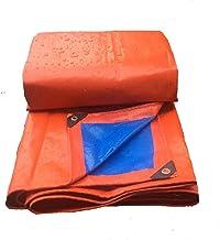 Dekzeil regendicht, Tarp met grommets UV bestendig zonnebrandcrème - voor auto, huishouden, zwembadafdekking doekvrachtwag...