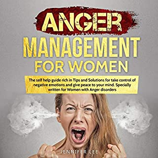 Anger Management for Women audiobook cover art