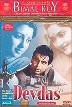 Devdas - 1955 [Bimal Roy / Dilip Kumar] (Classic Hindi Film / Bollywood Movie / Indian Cinema DVD)