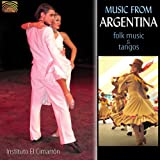 Music from Argentina-Folk Music & Tang
