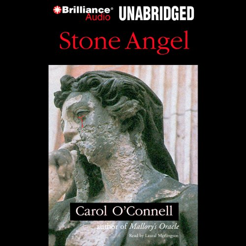 Stone Angel audiobook cover art
