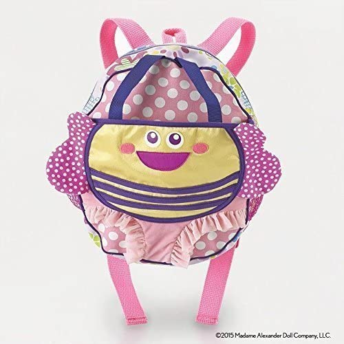 grandes precios de descuento Madame Alexander 70125 Back Back Back Pack Doll Carry Case Doll by Madame Alexander  perfecto