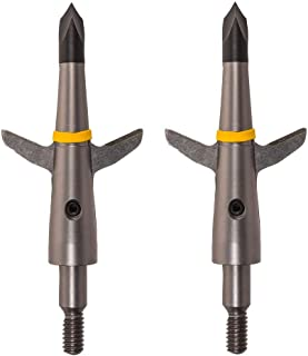 Swhacker Set of 3 Crossbow 100 Grain 1.75 Inch Cut Broadhead (Twо Pаck)