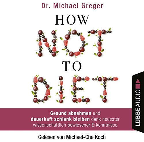 How Not to Diet (German edition)  By  cover art