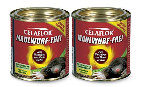 Celaflor Maulwurf-Frei, 100 Stück