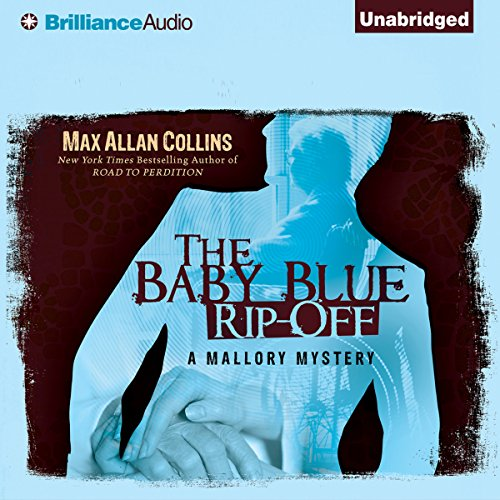 The Baby Blue Rip-Off audiobook cover art