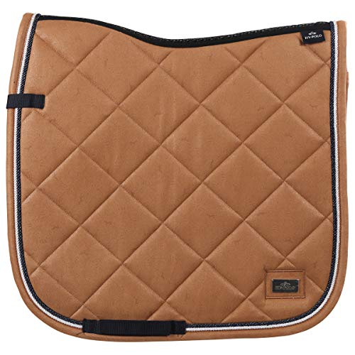 HV Polo Schabracke Welmoed- Brown-Dressuur Full