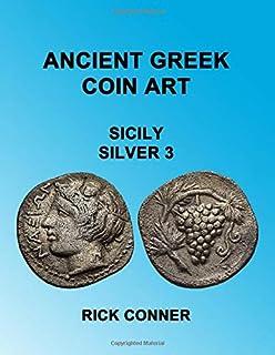 Ancient Greek Coin Art Sicily Silver 3