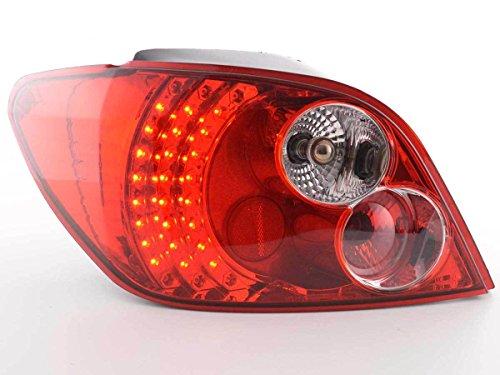 FK Automotive FKRLXLPG215 LED achterlichten rood