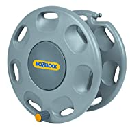 Wall mounted hose reel with capacity of 60 m of 12.5 mm hose Quick, easy and simple storage solution for loose hose Reel protects your hose and helps to prevent kinks and tangles Slim-line and open, hardwearing design Supplied with a hose reel guide ...