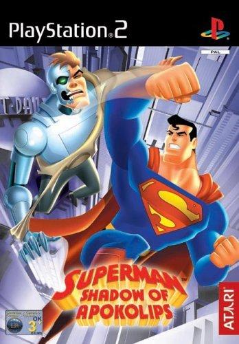 Superman: Shadow of Apokolips (PS2) by Atari