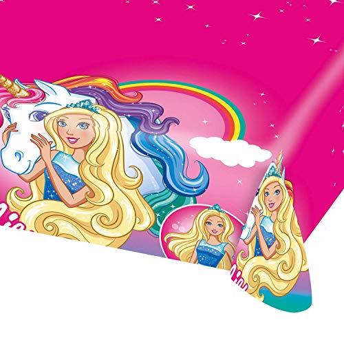 Tovaglia 120 x 180 cm Barbie Dreamtopia
