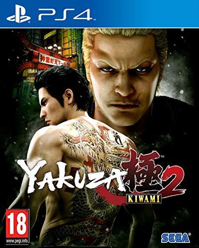Yakuza Kiwami 2 PS4 Game [Importación inglesa]