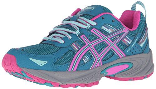Asics Gel-Venture 5 Trail Runner - Zapatillas de Running para Mujer, Color Azul, Talla 38 EU