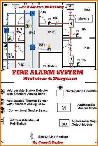 Fire Alarm System Diagrams Self Starter University Book 1 Barbu Cornel Ebook Amazon Com
